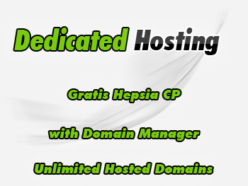 Half-priced dedicated servers hosting plans